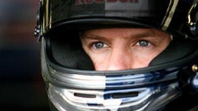 F1: Sebastian Vettel To Start Chinese GP From Pole