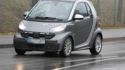 2013 Smart Fortwo To Receive Minor Facelift