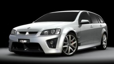 2008 HSV ClubSport R8 Tourer Launched