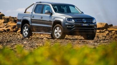 Volkswagen Amarok Recalled For Power Steering Problem