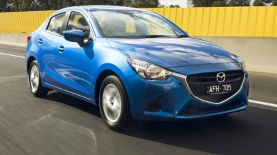 2015 Mazda2 Maxx Sedan Review - Nippy, Classy, And A  Nice Little Booty