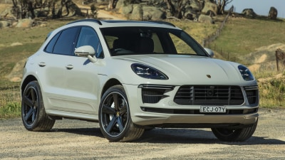 Luxury car brands grow sales, as market shrinks