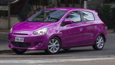 2014 Mitsubishi Mirage Cuts Prices For Australia