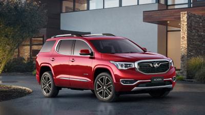 Holden Acadia begins real-world testing