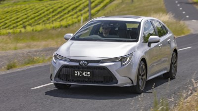 2020 Toyota Corolla sedan review