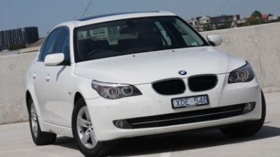 2010 BMW 520d Road Test Review