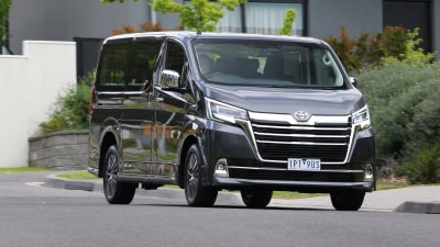 2020 Toyota Granvia VX review