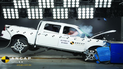 ANCAP To Merge Standards With Euro NCAP By 2018