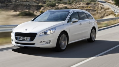 Peugeot 508 Touring Graduates To GT Grade In Australian Line-up