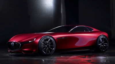Mazda RX-Vision Revealed, Heralds New Rotary Sports Car - Tokyo Motor Show