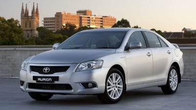 2010 Toyota Aurion Touring SE Adds New Features