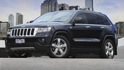 2011 Jeep Grand Cherokee Limited V8 Review