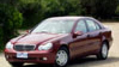 Used car review: Mercedes-Benz C180 2000-02