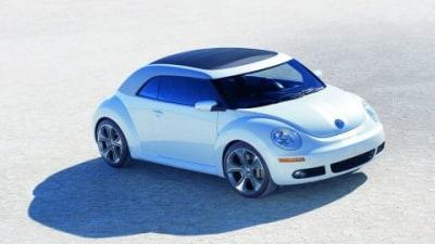 2011 Volkswagen Beetle Details Revealed