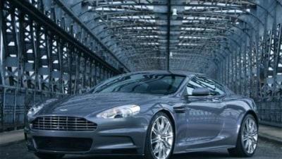 Aston Martin teams up with Bang & Olufsen