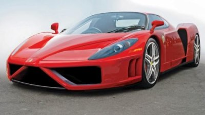 Supercar Speculation: Ferrari to launch Enzo successor in 2010?