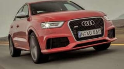 Audi RS Q3 first drive review