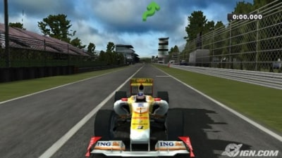 Codemasters' Formula One 2009 Coming To Wii And PSP