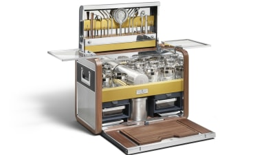 Rolls-Royce Cocktail Hamper - The AU$55k Accessory For Your Next Rolls