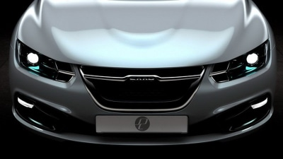2012 Saab 9-3 Concept Surfaces Again In New Official Images