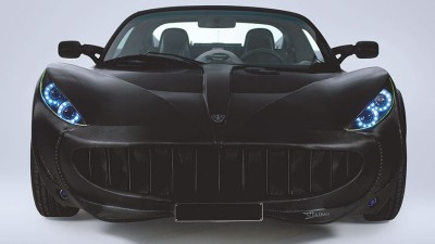 PG Elektrus: The Electrified Carbon-fibre Lotus Elise