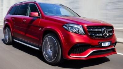 Mercedes-Benz GLS first drive review