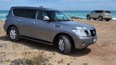 2013 Nissan Patrol Launch Review