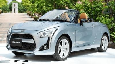 2014 Daihatsu Copen Revealed