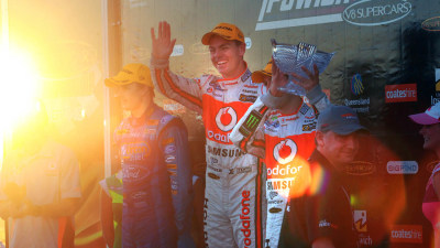 V8SC 2012 Round 8: Lowndes Makes Clean Sweep In Ipswich