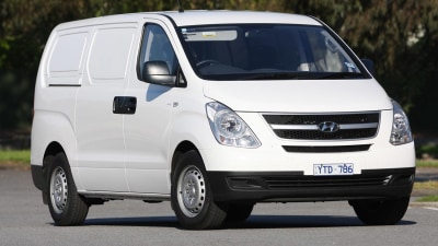 2012 Hyundai iLoad 2.5 CRDi Automatic Review