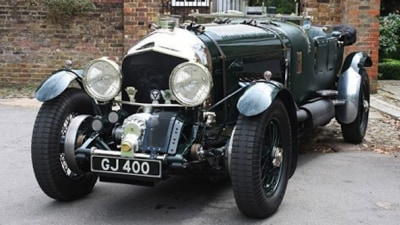 Tuesday Twist: Merlin V12-powered Meteor Bentley For Sale