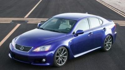 2007 Sydney Motor Show – Lexus to display three unreleased models