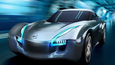 Nissan ESFLOW EV Sports Concept Revealed: Video