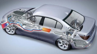 VW And BMW Dabble In Thermoelectric Generators