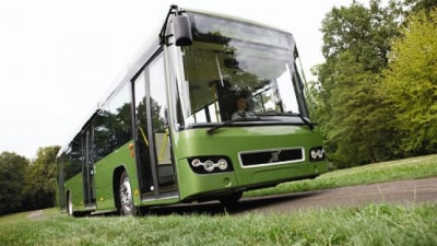 Hybrid Buses To Hit Melbourne Streets