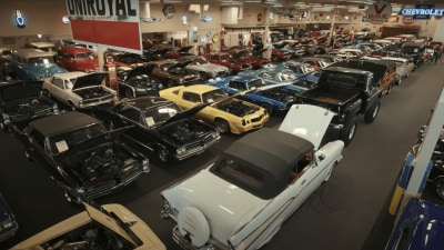 Historic General Motors collection goes to auction in Florida