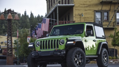 Jeep Wrangler Rubicon 2019 Review