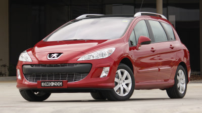 Peugeot 308 XSE HDi 2.0 Touring Review