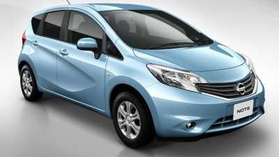 New Nissan Note Revealed In Production Form, Previews New Versa