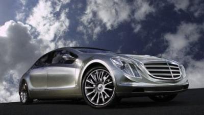 Mercedes-Benz F700 research car - Frankfurt Motor Show
