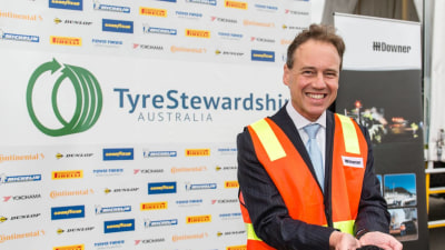 Australian Tyre Industry To Tackle Growing Used Tyre Waste Pile