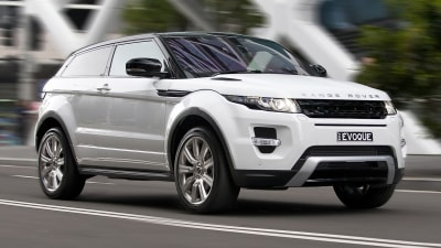 Range Rover Evoque On Sale In Australia