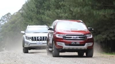 Large 4WD Showdown: Toyota Prado Kakadu vs Ford Everest Titanium Comparison Test