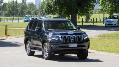 2021 Toyota LandCruiser Prado Kakadu review