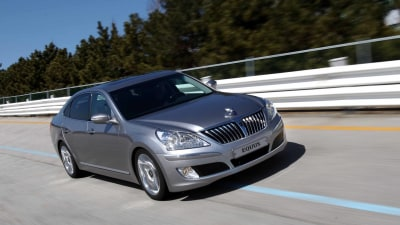 Hyundai Unveils New Lambda GDI Direct-Injected V6, Eight-Speed Auto