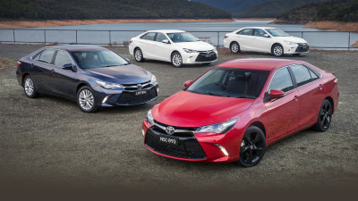 Toyota Camry: 2015 Features And Pricing For Australia