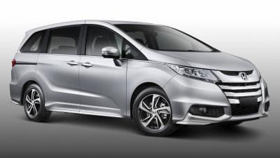 2014 Honda Odyssey On Sale In Australia From February