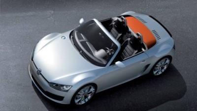 2009 Volkswagen Concept Bluesport Unveiled In Detroit