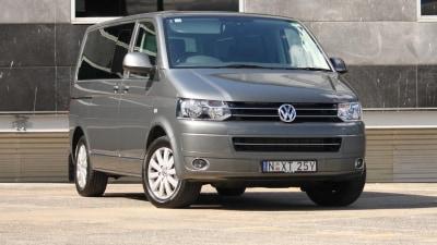 Volkswagen Multivan 132 TDI Highline DSG Review