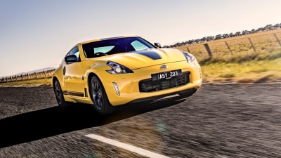 Nissan 370Z N-Sport 2018 review